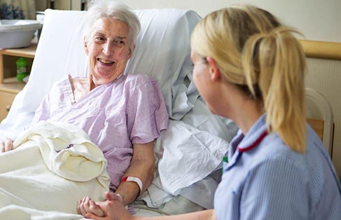 Уход за лежачими больными в волгограде дом престарелых в хабаровске